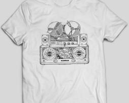 OldRadio_TShirt